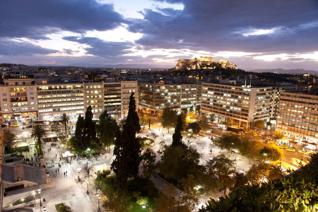 πλατεία Συντάγματος, Αθήνα