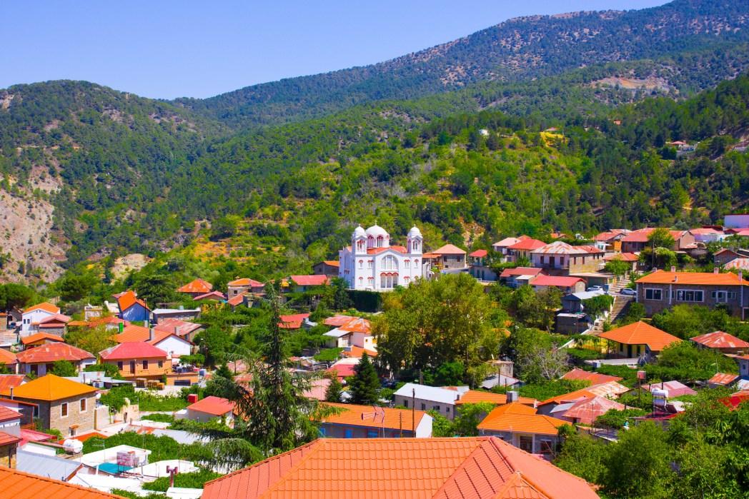 Το χωριό Πεδουλάς της Κύπρου