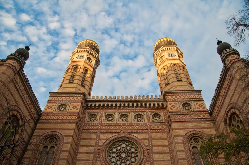 Συναγωγή, Βουδαπέστη