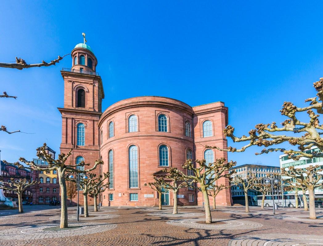 Paulskirche, Φρανκφούρτη