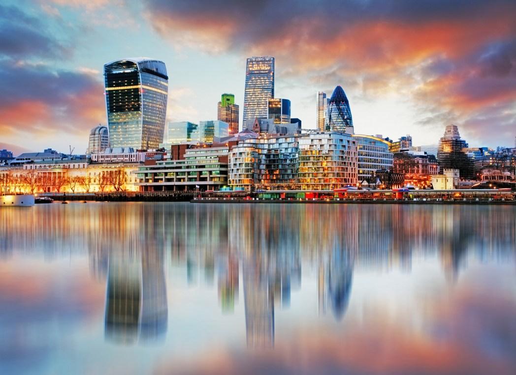 Η σύγχρονη αρχιτεκτονική του Λονδίνου