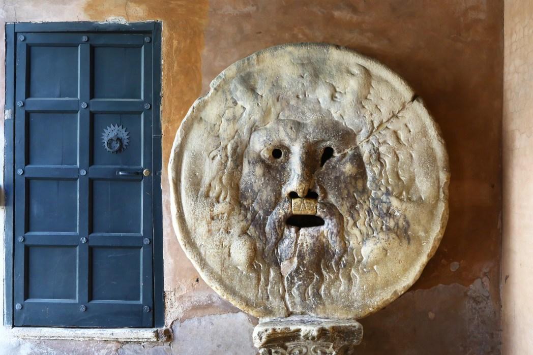 Το Στόμα της Αλήθειας, Ρώμη