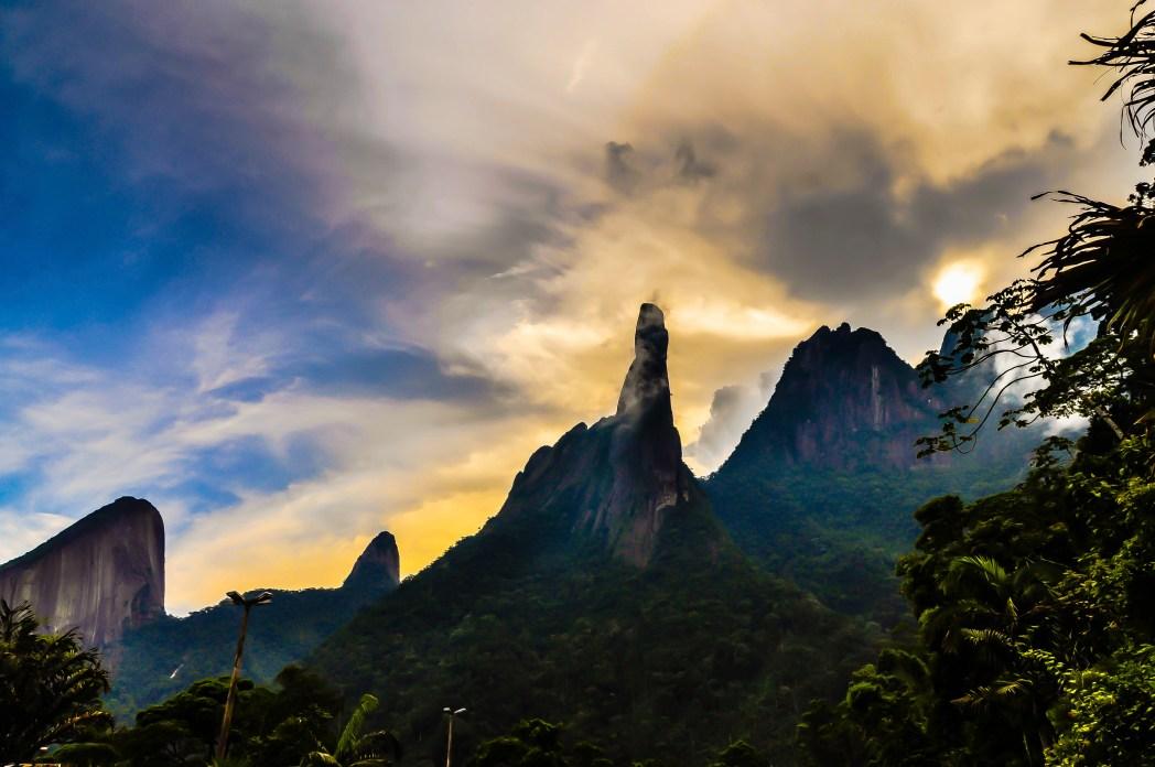 Βραζιλία, Οροσειρά και Εθνικό Πάρκο Serra dos Órgãos