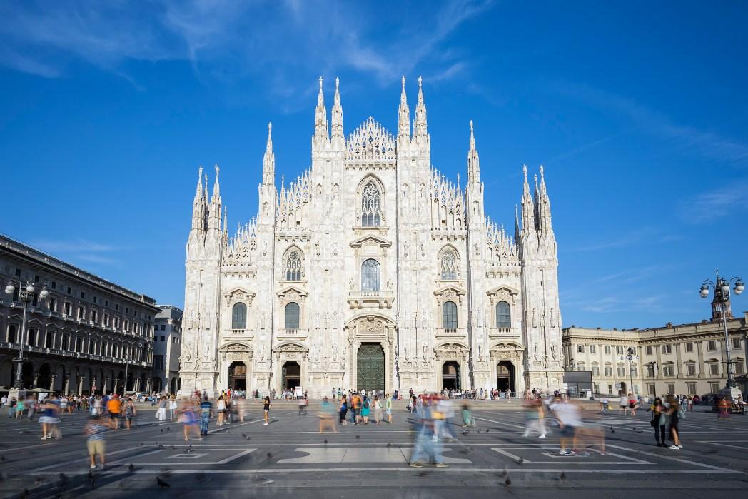 Duomo, καθεδρικός ναός στο Μιλάνο