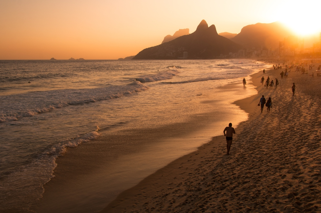 Ρίο ντε Τζανέιρο, παραλία