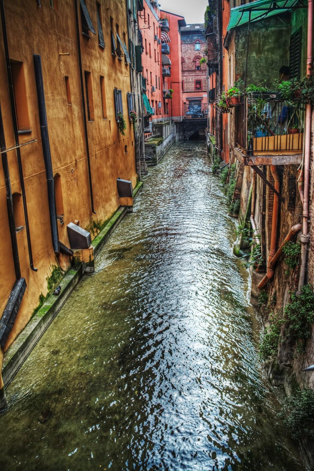 Παλιά πόλη της Μπολόνια