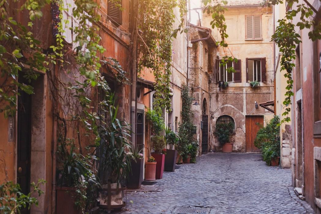 Τραστέβερε, Ρώμη