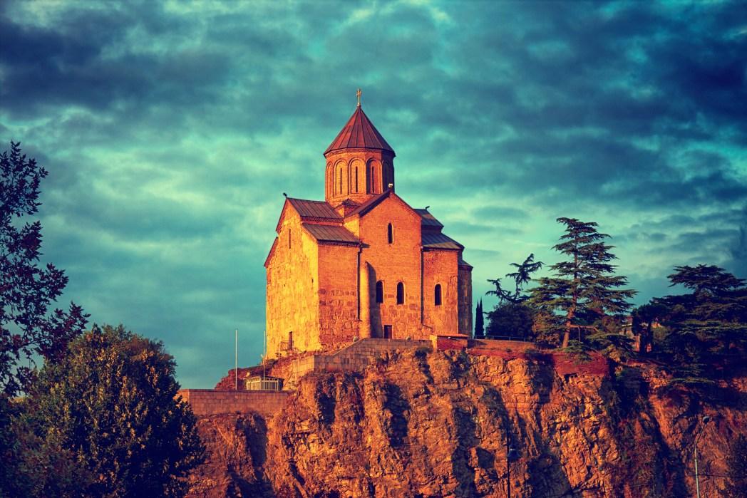 Εκκλησία στην Τιφλίδα