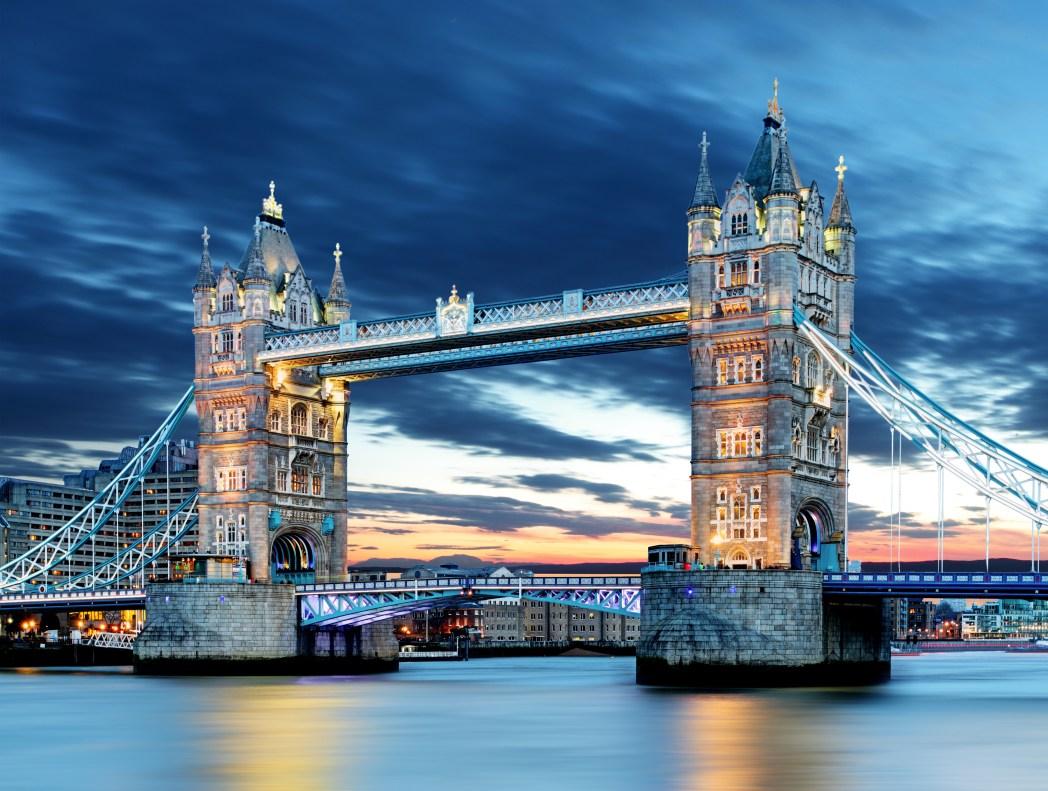 Η Γέφυρα του Λονδίνου (London Tower Bridge)
