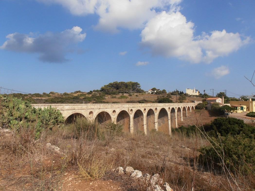 Γέφυρα Κατουνίου, Κύθηρα