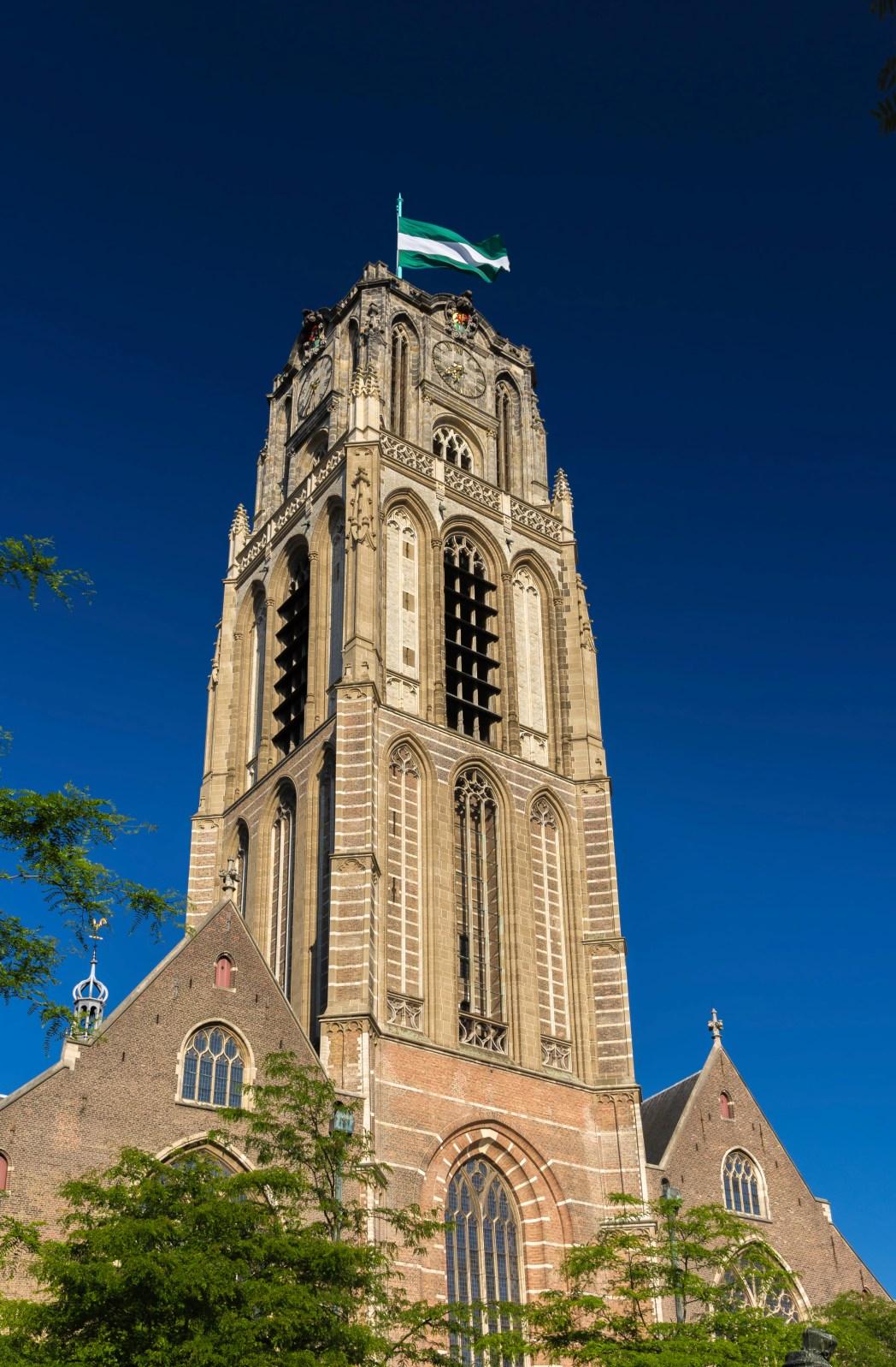 Η μεγάλη εκκλησία του Αγίου Λαυρεντίου-St Laurenskerk