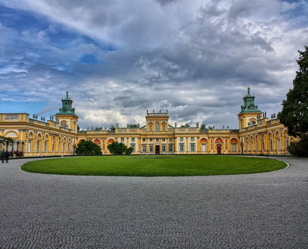 Tο παλάτι Wilanów